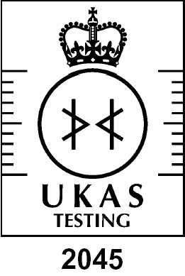 Ukas testing accreditiation